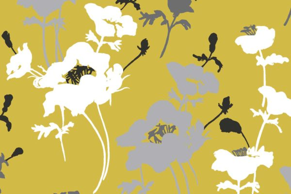 Floral 300, dijon, Florence Broadhurst fabrics