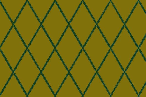 Lattice Leaf, Old Brass, Florence Broadhurst Fabrics