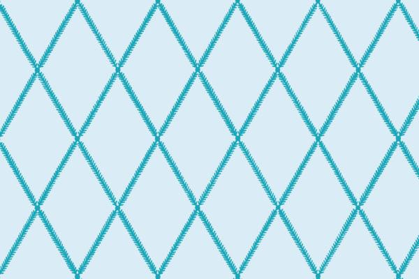 Lattice Leaf, Splash, Florence Broadhurst Fabrics