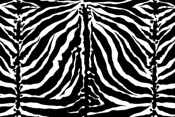 Tiger Stripe fabric, Magpie, Florence Broadhurst Fabrics