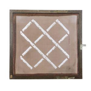 Geometric Silkscreen Art