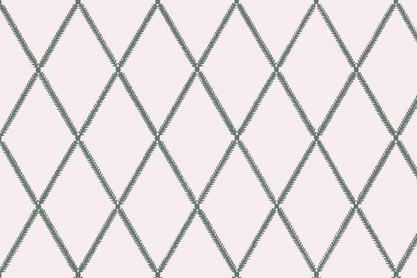 Lattice Leaf, Camo, Florence Broadhurst Fabrics