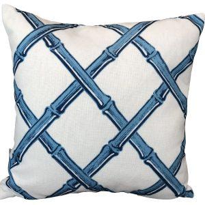 Bamboo Lattice Sea Breeze Cushion