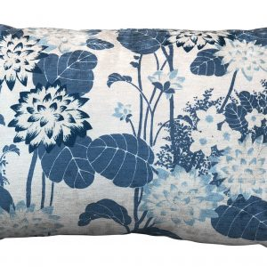 Chinese Floral Coast Cushion