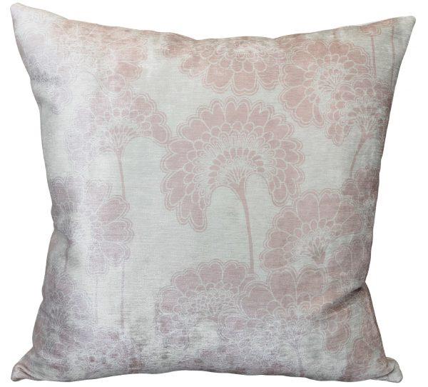 Japanese Floral Macaron Cushion