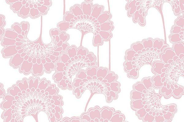 Japanese Floral, Macaron