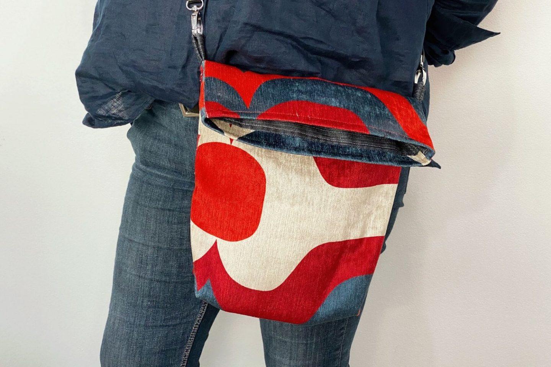Swedish Stripe bag
