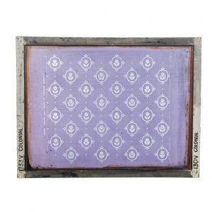 Florence Broadhurst Colonial silkscreen art