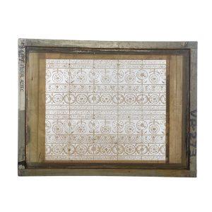 Florence Broadhurst Aztec Floral original silkscreen